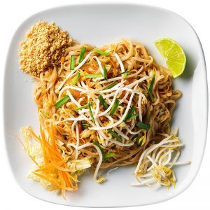 Pad Thai - verdure